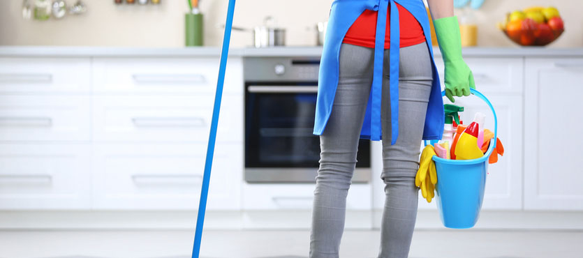 What You Should Expect at Your First Cleaning Service Visit