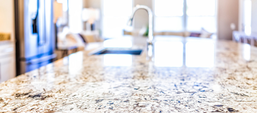How to Clean a Variety of Countertops