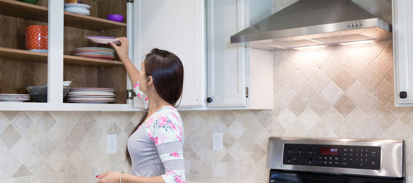 How To Clean Inside Kitchen Cabinets Keeping Cabinets Clean Inside And Out   Signature Maids
