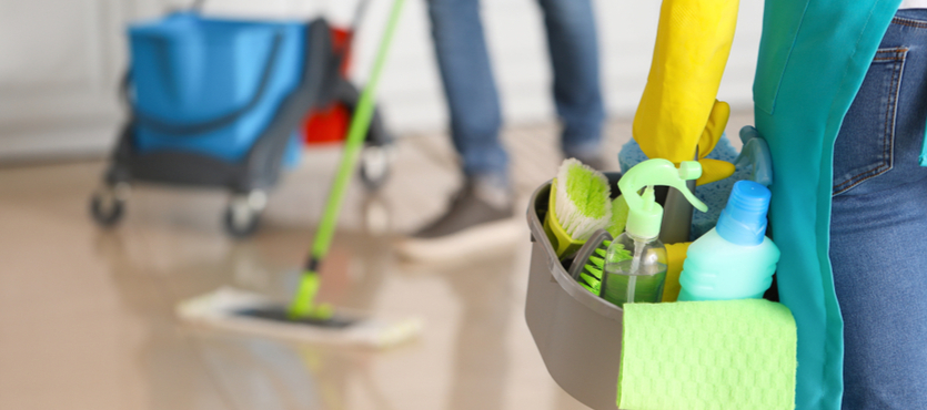 How to Help Your Cleaning Service Prevent Accidents in Your Home